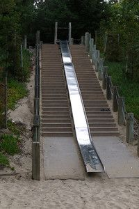 Mission Hills Park is a great neighborhood park in Pleasanton California with a fantastic hill slide.