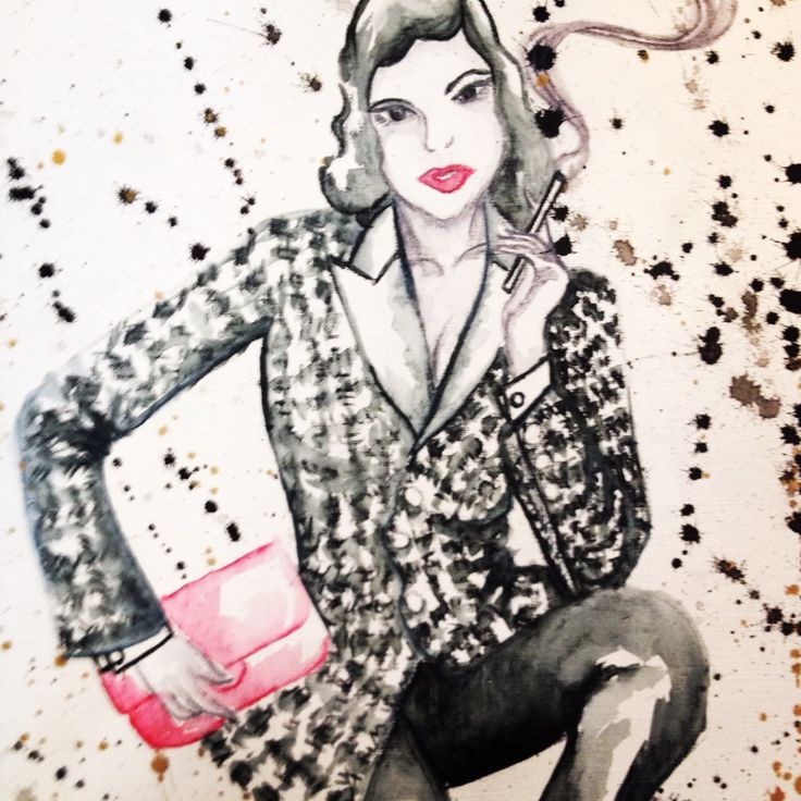Mademoiselle Coco by Papierpoint  papierpoint.com