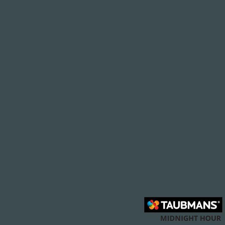 Taubmans Australia Colour: Midnight Hour T10 48L-2