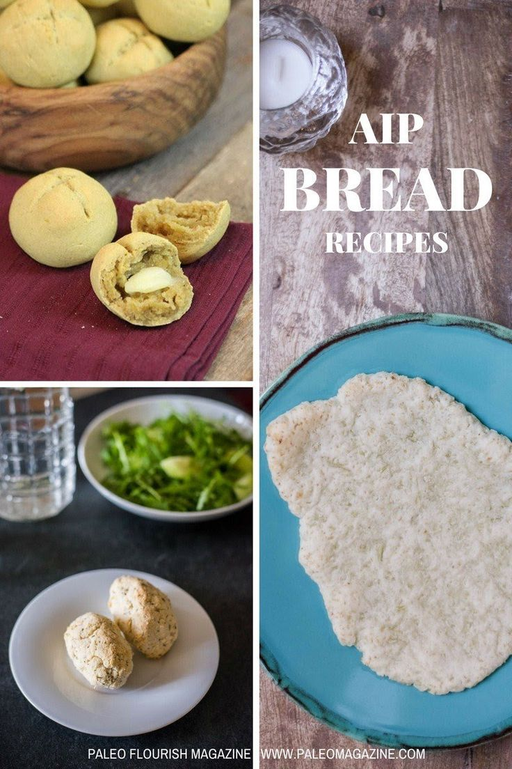 AIP Bread Recipes - #AIP #recipes #bread https://paleomagazine.com/AIP-bread-recipes