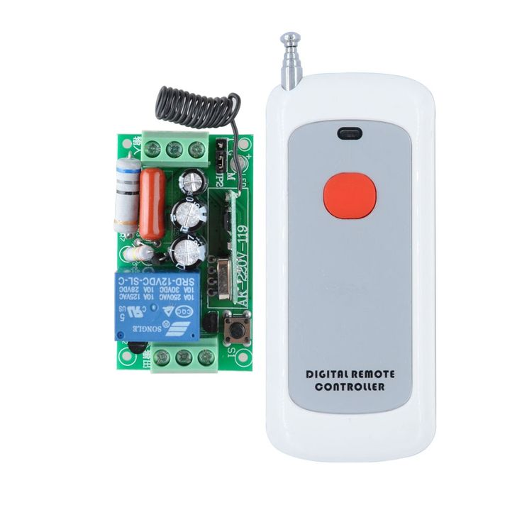 12.60$  Watch here - http://alif5q.shopchina.info/1/go.php?t=32733947896 - AC 220V 1CH 10A Relay RF Wireless Remote Control Switch Wireless Light Switch 1Button Remote Controller 315Mhz/433Mhz  #buymethat