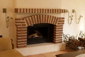 Cleaning Brick Fireplaces | Stretcher.com - What's the easiest way to a great looking hearth?