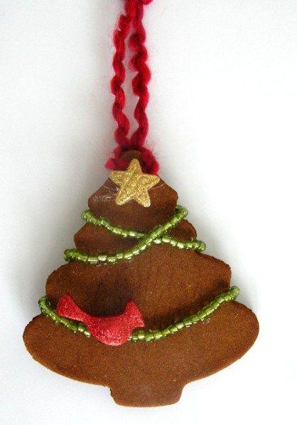cinnamon applesauce ornaments 6