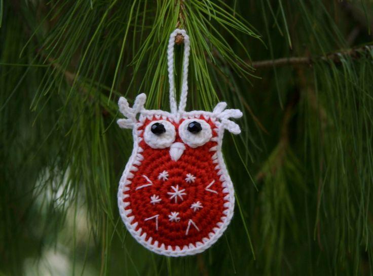 89 best crochet tecolotes images on Pinterest  Crochet owls