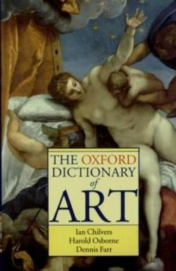 The Oxford Dictionary of Art (Oxford Quick Reference) free ebook