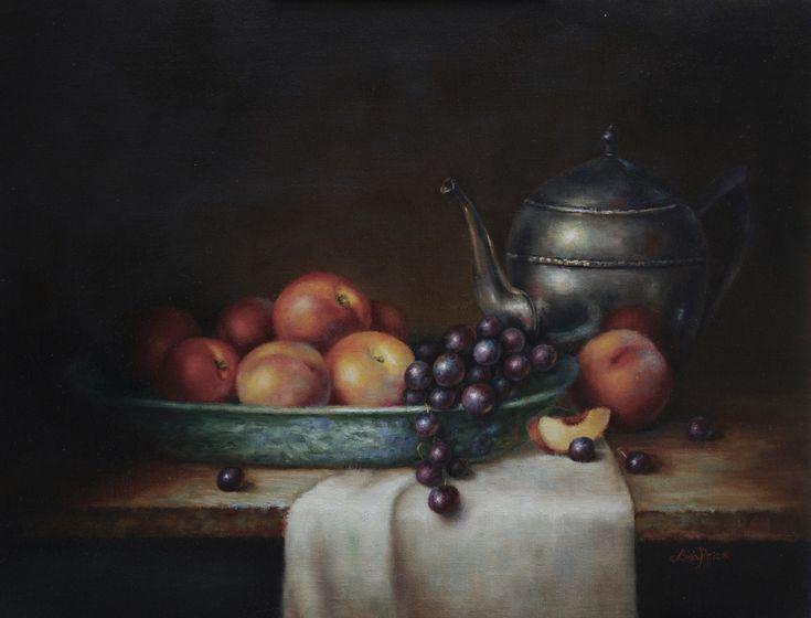 Abundance by Lisa Price-18x24 Oil