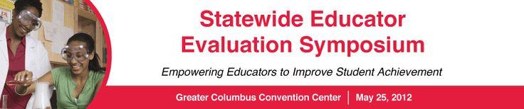 Ohio Student Learning Objectives (SLO) Process   Statewide Educator Evaluation Symposium