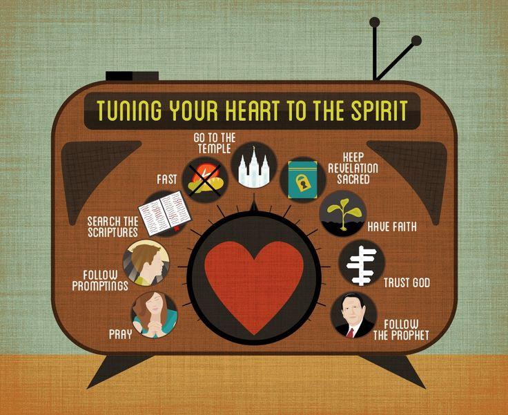 9 Ways to Tune Your Heart to the Spirit by Linda K. Burton