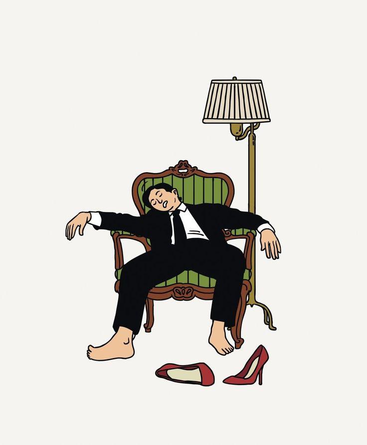 Grosse fatigue. Par Jean-Michel Tixier.