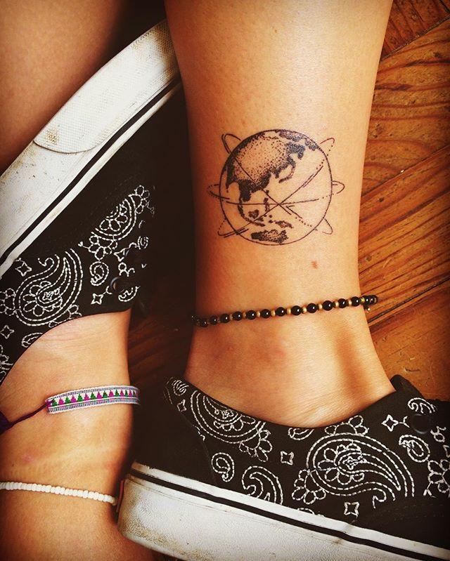 Pin von jaime martorana auf inked pinterest reise tattoos tattoo ideen und tatoo - Les plus beaux tatouages au monde ...