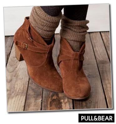 Pull boots