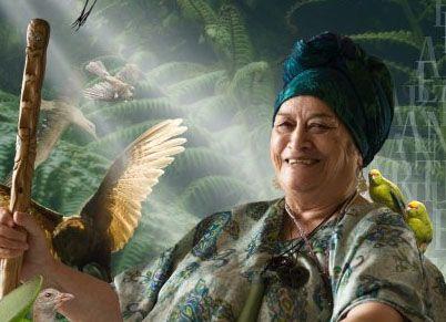 Dr Rangimarie Turuki Arikirangi Rose Pere ~ Maori Tohuna