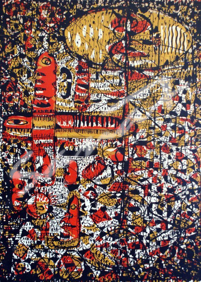 Princess Fahrelnissa Zeid Painter | Fahrelnissa Zeid