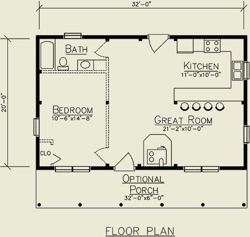 Ver 1000 id er om small cabin plans p pinterest sm for Camp floor plans