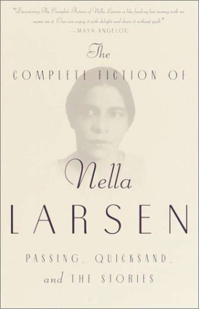 sexual and racial tensions in nella larsens passing This is to say, the representation of passing facilitates critical discourses about essentialist categories such as race, gender and sexuality from nella larsen's reading and writing passers irene and clare in her novella passing ( 1929), to james weldon johnson's former and present narrator in autobiogaphy and, finally,.