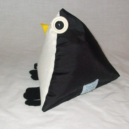 Percy Penguin Doorstop