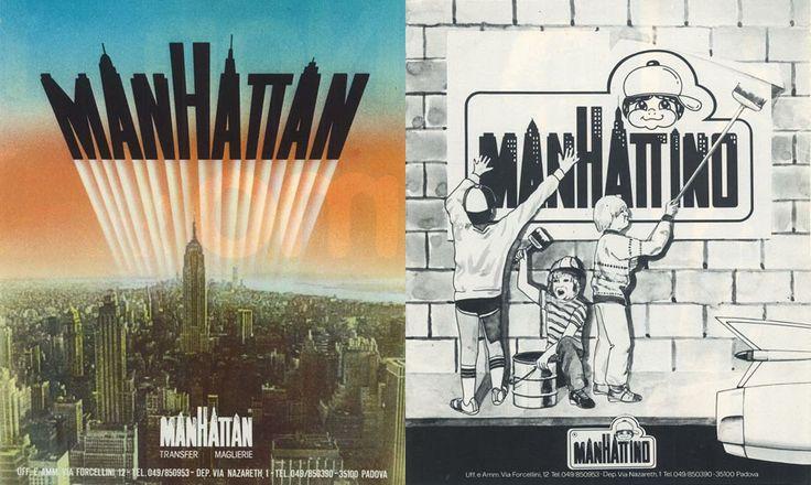 MANHATTAN e MANHATTINO - Advertising by Novaidea Creative Resources