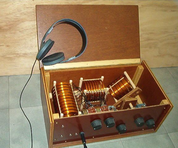 375 Best Images About Crystal Radio 2 On Pinterest