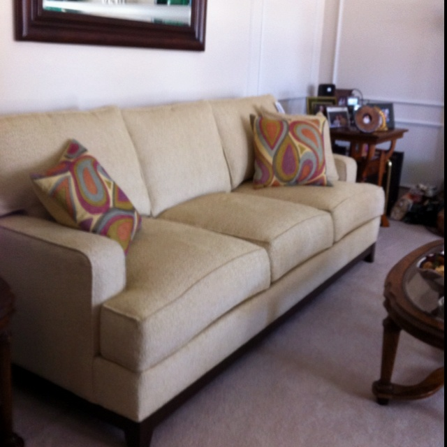 New Living Room Sofa Thank You Ethan Allen Never Out Of Style For