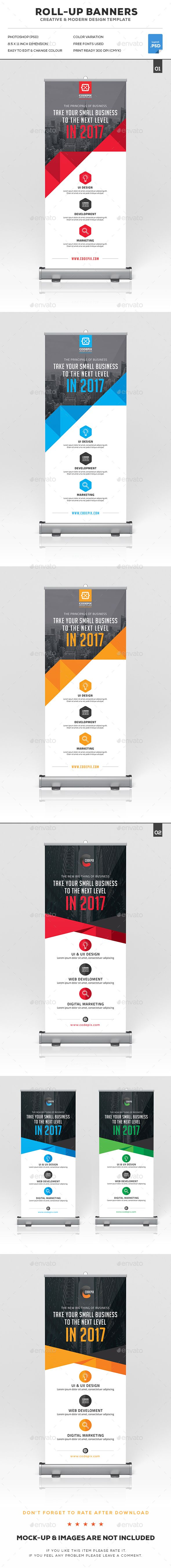 Corporate Roll-Up Banner Bundle Templates PSD. Download here: http://graphicriver.net/item/corporate-rollup-banner-bundle/16918293?ref=ksioks
