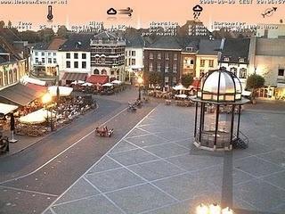 Sittard town square