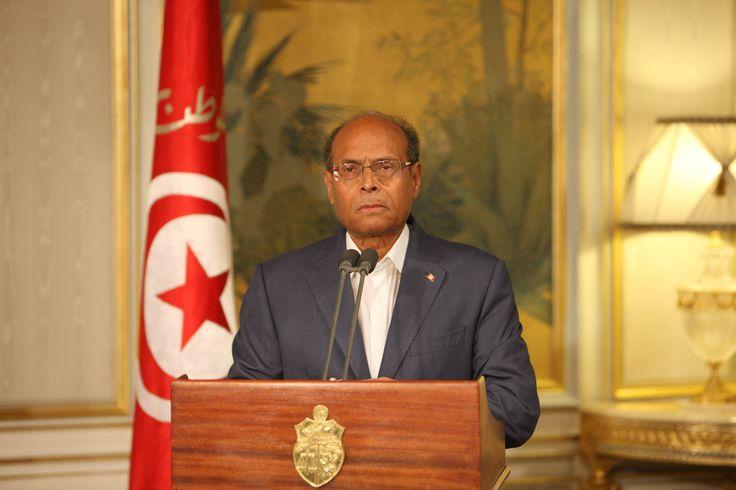 كلمة رئيس الجمهورية السيد محمد المنصف المرزوقي 13-01-2014