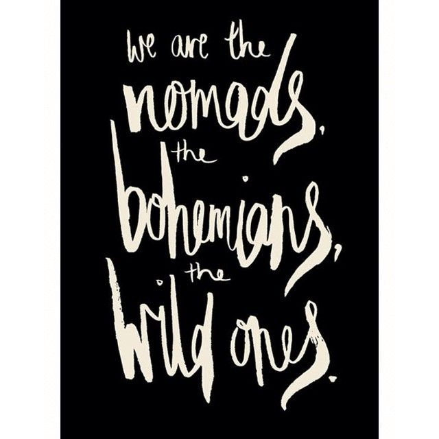 """""""We are the Wild Ones.. One of our fav new prints, hand written by own gorgeous designer, model & all round creative gem @phoebealexajoy. Available online now in A4 & A3 sizes. www.wildeasher.com"""