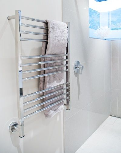 Select from the home range of Jeeves heated towel rails, handcrafted from 100% stainless steel , energy efficient and guaranteed for 25 years.