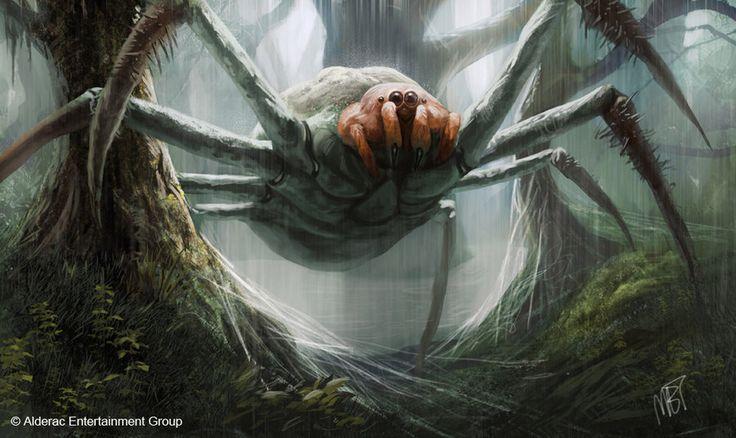 Giant+Spider+by+MarkTarrisse.deviantart.com+on+@deviantART