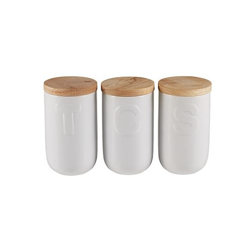 Store&Order  Canisters 1L Set 3