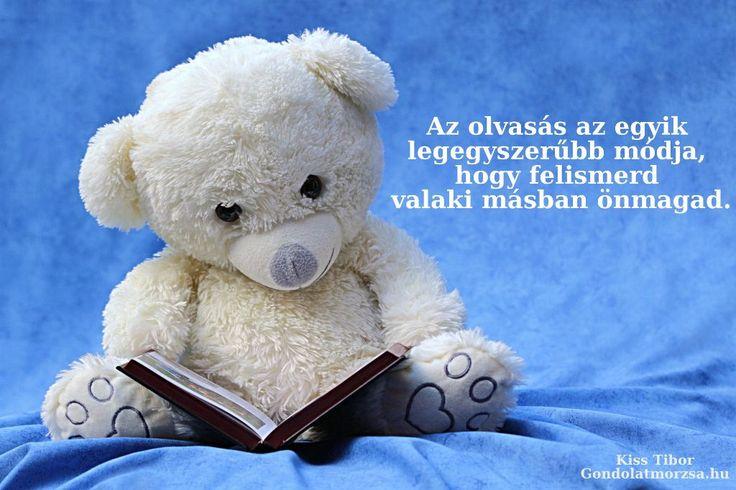 Gondolat az olvasásról | Gondolatmorzsa.hu