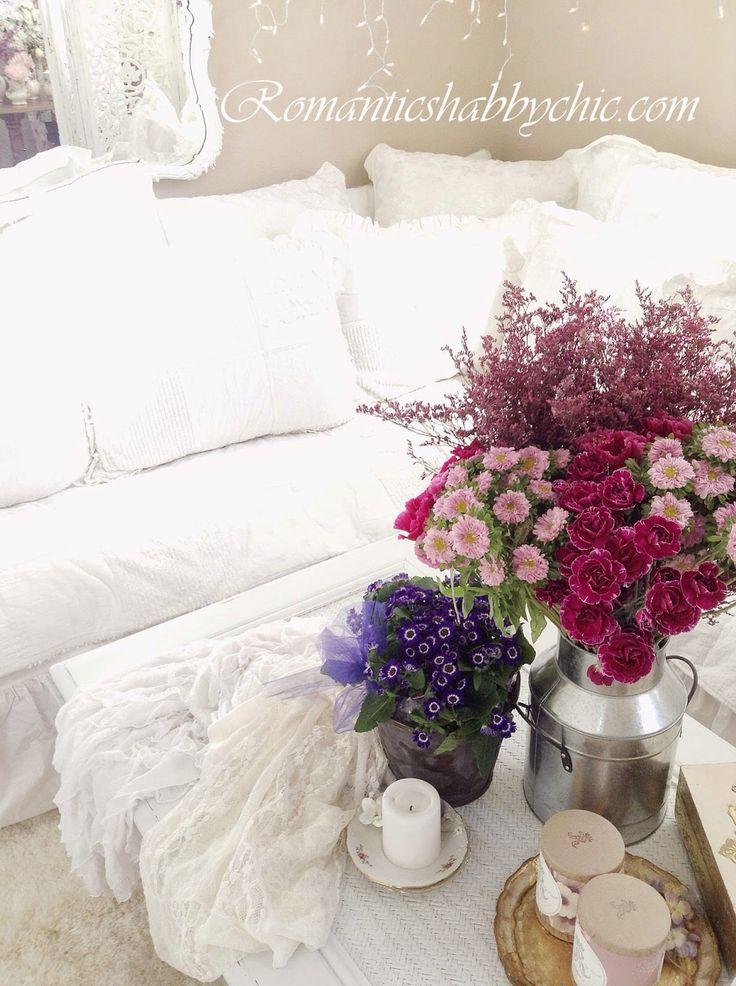 Romantik dekorasyon