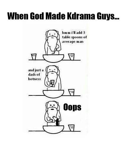 Thank you, God! #kdramahumor