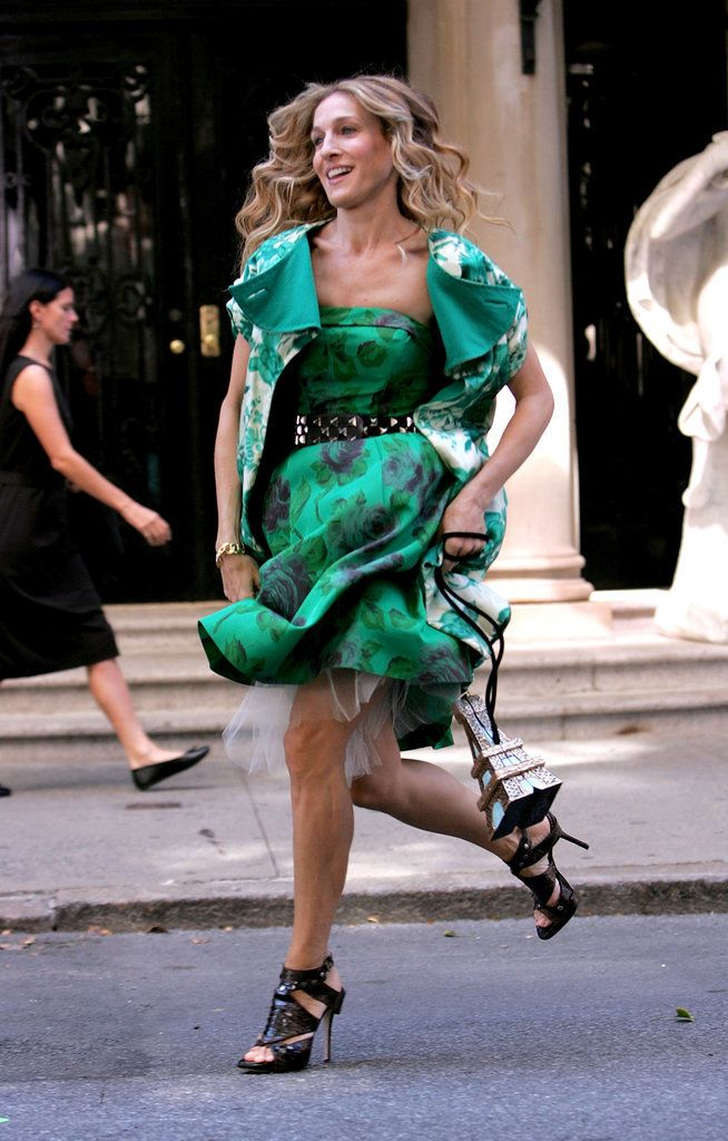 Carrie Bradshaw Sex and the City Style Lessons | POPSUGAR Fashion
