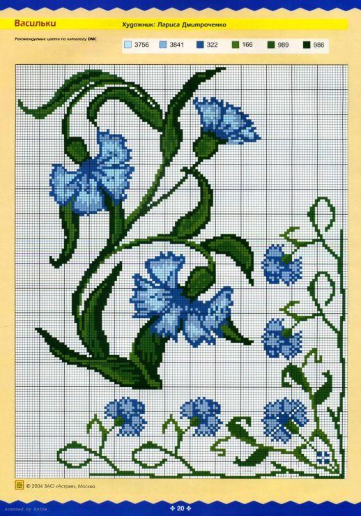 Gallery.ru / Фото #2 - ручная вышивка 2004 07 - anfisa1