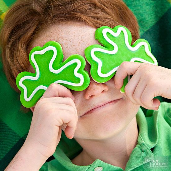 St. Patrick's Day Scavenger Hunt and other St. Pat's Day traditions