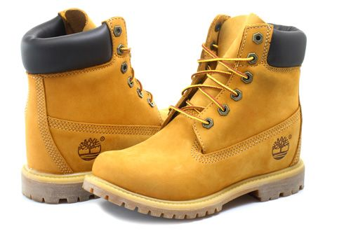 Timberland Boty - 6 In With Wedge - 8226A-WHE
