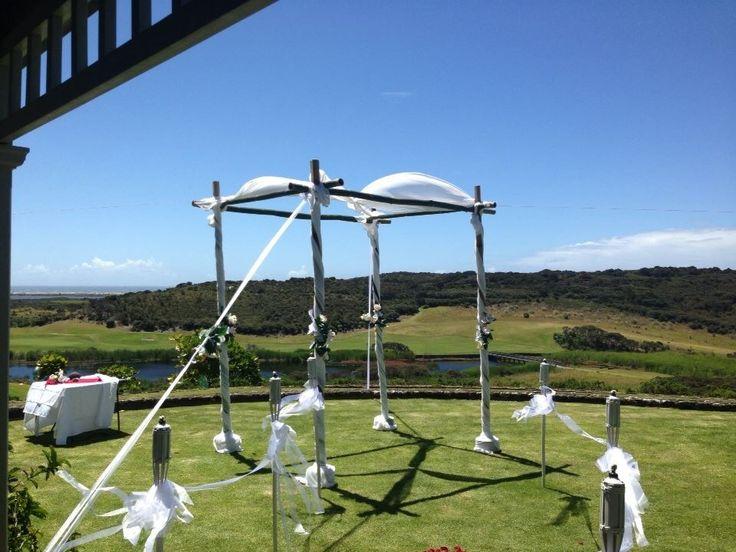 My wedding day .. New Zealand