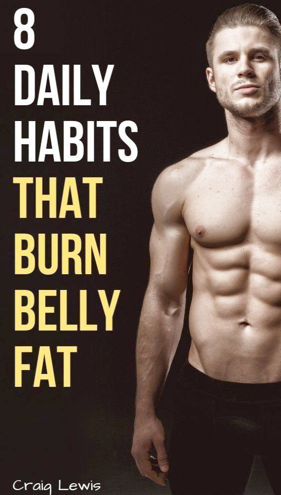 Men s health burn fat workout