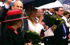 swingende Maxima op Koninginnedag 2003
