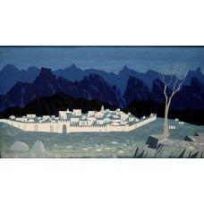 City Scene (background image)