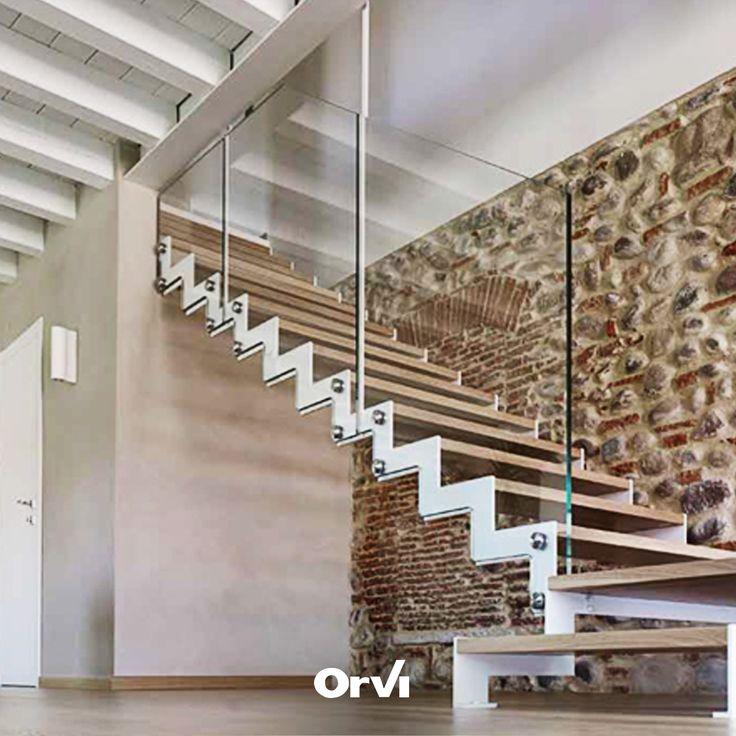 La vita è fatta a scale... da Orvi trovi le migliori! ▶︎ Scopri di più sul sito: www.orviserramenti.com