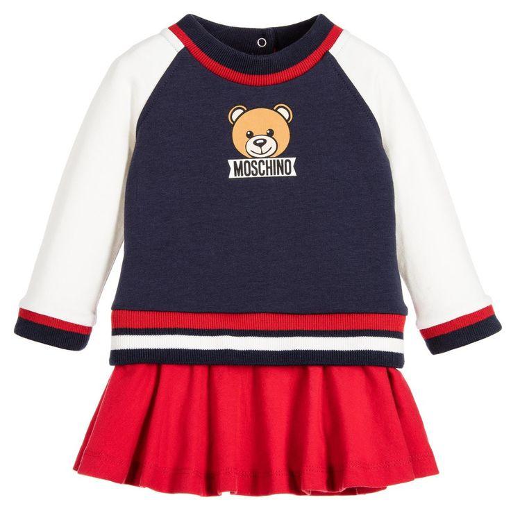Moschino Baby Girls Sweater/Dress