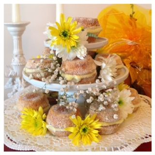+mood: Lanche campestre #cake #easter #flowers #party #teatime #festa #páscoa #positivemood #+mood
