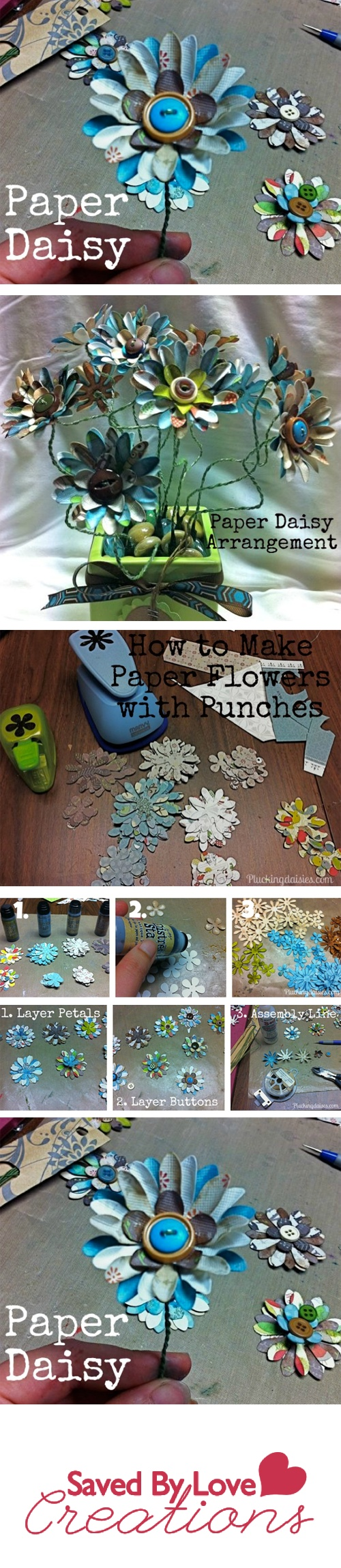 133 best Make these flowers images on Pinterest | Paper flowers ...