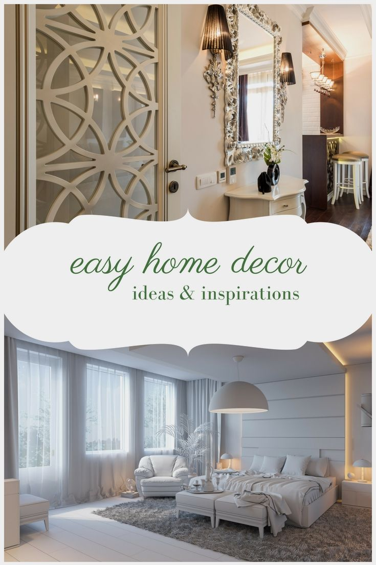 Simple and Easy Home Decor Designs - Using These Very Simple ...