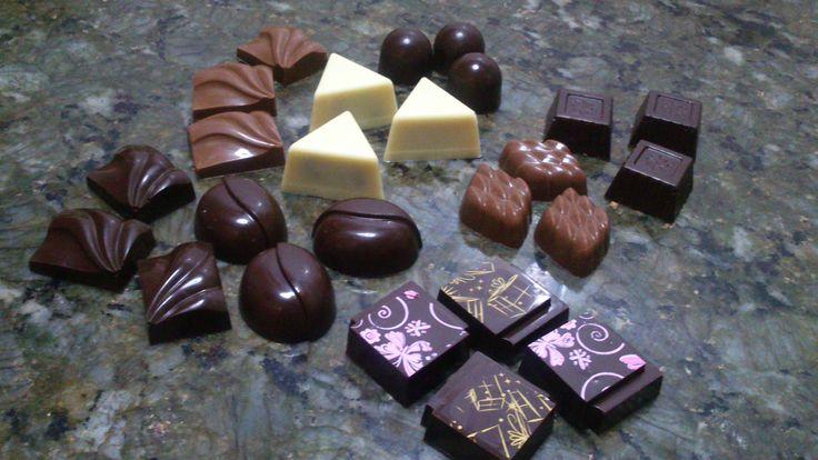 100% chocolate de orígenes de diferentes porcentaje de cacao!!! D'clau.