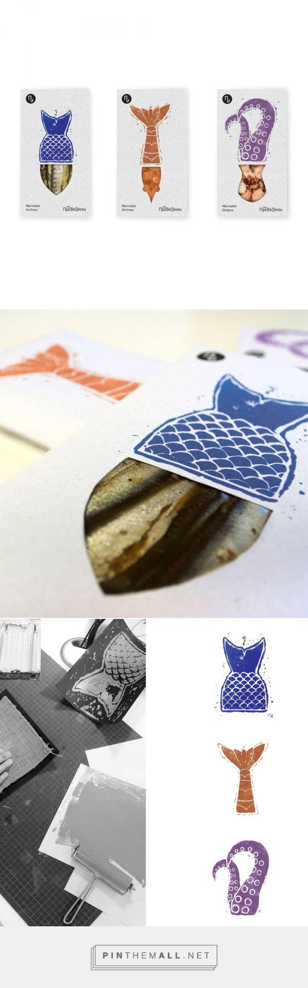 TOU PREVEZANOU — The Dieline - Branding & Packaging - created via https://pinthemall.net