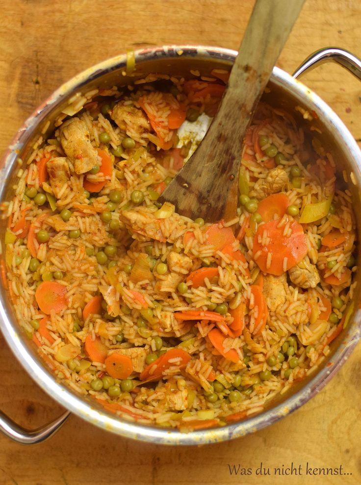 One Pot Reis