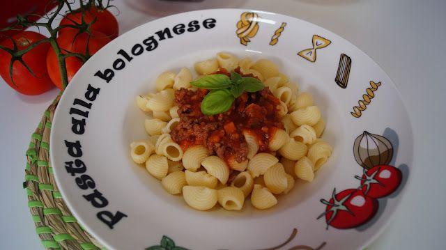 Nati recetas caseras: PASTA BOLOÑESA